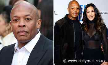 Dr Dre's estranged wife 'under LAPD investigation for embezzling $385k'