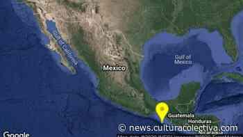 Atención: reportan sismo de magnitud 5.5 en Mapastepec, Chiapas - CC News