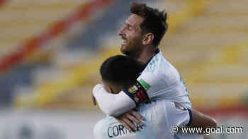 Bolivia 1-2 Argentina: Correa completes turnaround in La Paz test