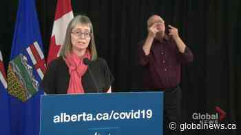 Albertans with COVID-19 becoming more uncooperative during contact tracing: Hinshaw