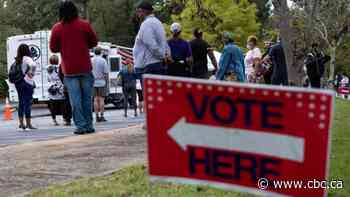 Early voters in U.S. facing long lines, COVID-19 concerns