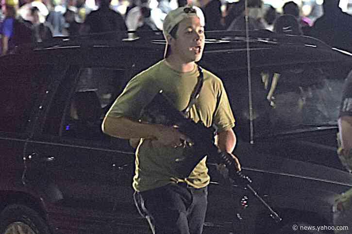 Accused Kenosha gunman won't face charges in Illinois