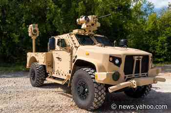 Boeing and General Atomics join forces on new laser weapon