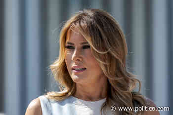 DOJ sues Melania Trump's former adviser for disclosures in her tell-all book