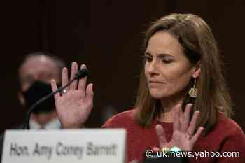 Amy Coney Barrett duels with Democrats on Obamacare, abortion, guns, and more in second day of SCOTUS hearings