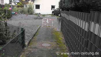 Auf Wunsch der Bürger: Straße wird umbenannt - Andernach & Mayen - Rhein-Zeitung