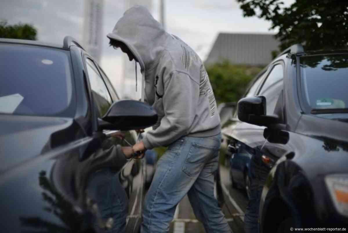 Rehborn: Pkw mutwillig beschädigt: Die Polizei bittet um Mithilfe - Wochenblatt-Reporter