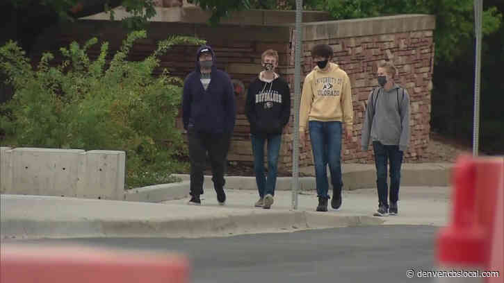 Boulder Allowed To Have Groups Of 6 People After Drop In Coronavirus Cases