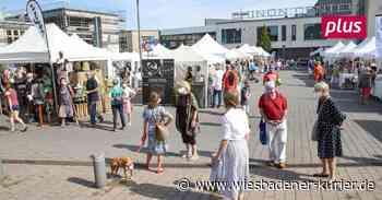 Es ist wieder Marktzeit in Hofheim - Wiesbadener Kurier