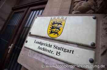 Landgericht Stuttgart: Der Prozess gegen Helmut Epple beginnt - Leonberger Kreiszeitung
