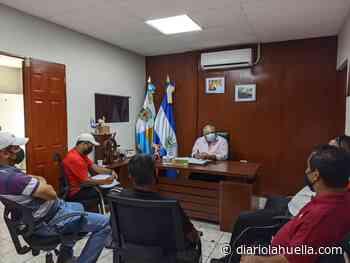 Alcalde de Sonzacate anuncia protocolos de bioseguridad para utilización de escenarios deportivos - Diario La Huella