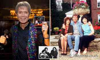 Sir Cliff Richard marks 80th birthday by releasing unseen childhood photo - Daily Mail