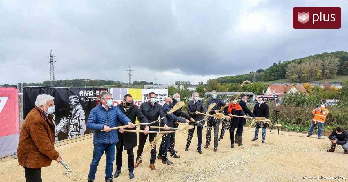 Vierspuriger Ausbau: Startschuss für B29 zwischen Essingen und Aalen - Schwäbische