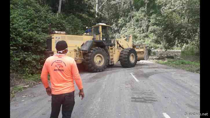 Aragua | El paso hacia Ocumare de la Costa fue reabierto - El Pitazo