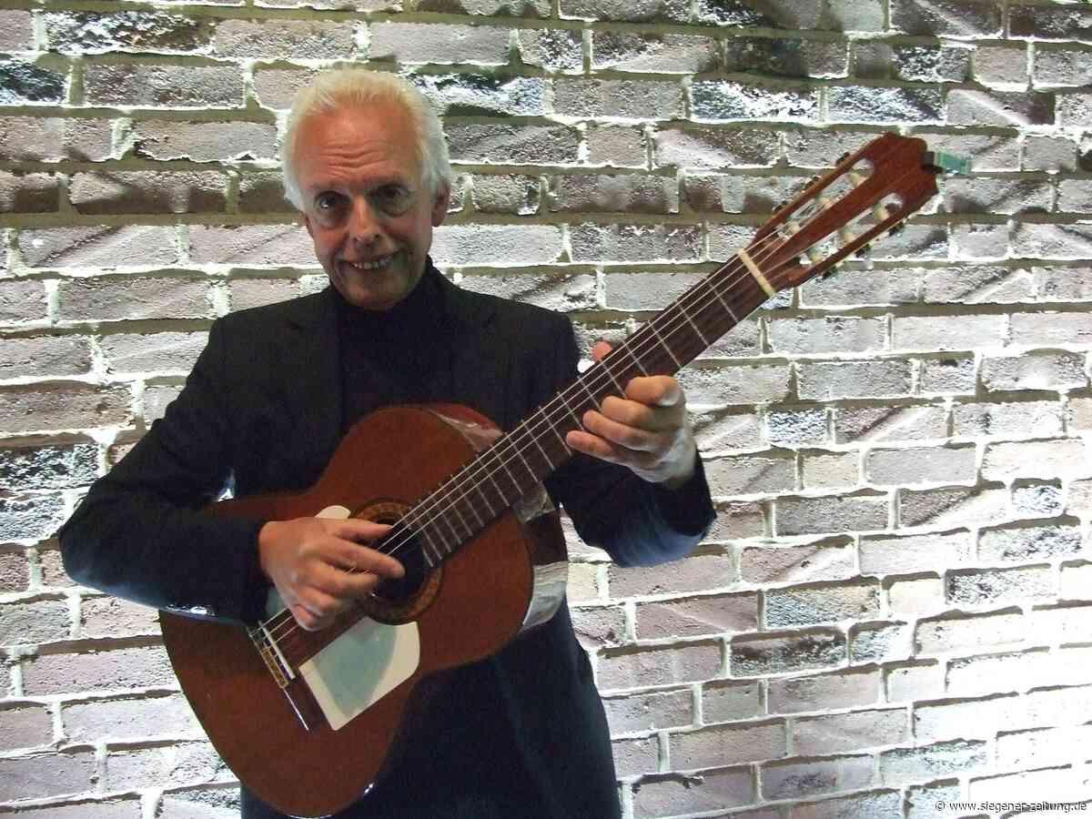 Stefan Sell mit ausgefeiltem Konzertprogramm in der Lichterkirche: Märchenhafte Gitarrenmusik - Siegener Zeitung
