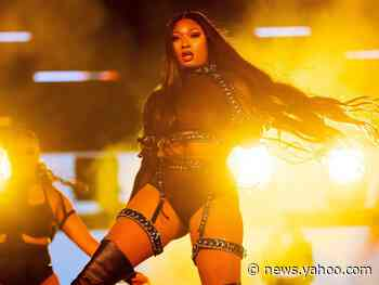Megan Thee Stallion says Black women are 'expected once again to deliver' an election win for Democrats but are still 'constantly disrespected and disregarded'
