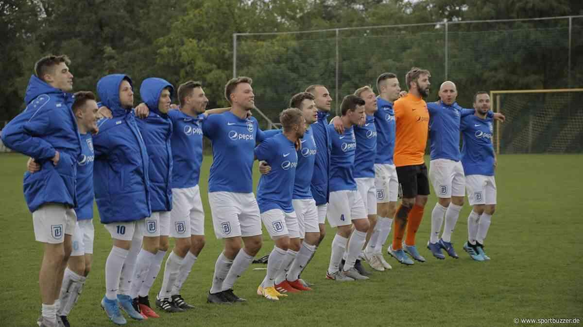 Blau-Weiß Dahlewitz: Der Titelverteidiger setzt ein Ausrufezeichen - Sportbuzzer