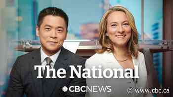 The National for October 13