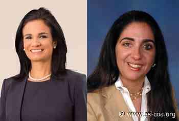 BRAVO Leadership Conversation: Isabel de Saint Malo and Patricia Menéndez-Cambó - as-coa.org