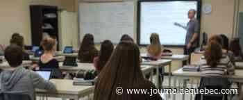 Trois-Rivières et Centre-du-Québec: les écoles passent au rouge
