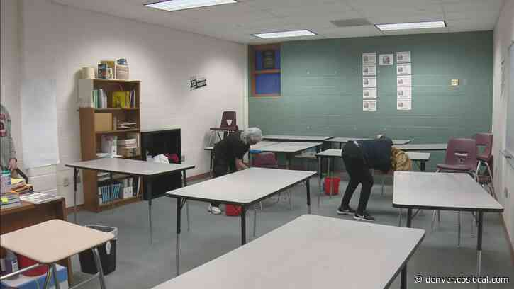 DPS Postpones In-Person Learning For Middle & High School Students