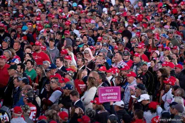 Minnesota traces 22 coronavirus cases to Trump campaign rallies, another 2 to Biden events