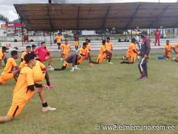 Azogues SC se alista para la final de ida del Ascenso de Cañar - El Mercurio (Ecuador)