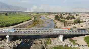 La Libertad: Declaran en emergencia la cuenca de Chicama por déficit hídrico - LaRepública.pe
