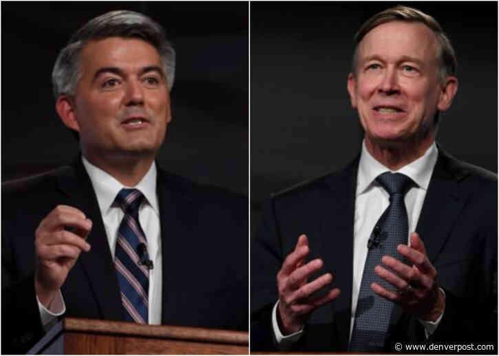 In final debate, Cory Gardner and John Hickenlooper tread new ground