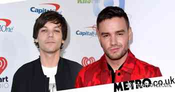 Liam Payne shares love for Louis Tomlinson as he watches live stream - Metro