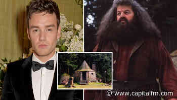 Liam Payne Proves He's A Harry Potter Super Fan With Replica Of Hagrid's Hut In His Garden - Capital FM