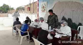Lambayeque: la mitad de los comerciantes del Mercado de Túcume está infectado con COVID-19 - El Comercio