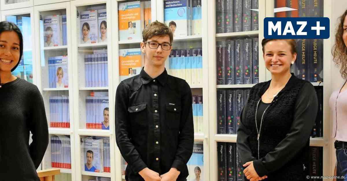 Schule für Gesundheitsberufe in Perleberg mit neuer Ausbildung für Pflegefachfrau und Pflegefachmann - Märkische Allgemeine Zeitung