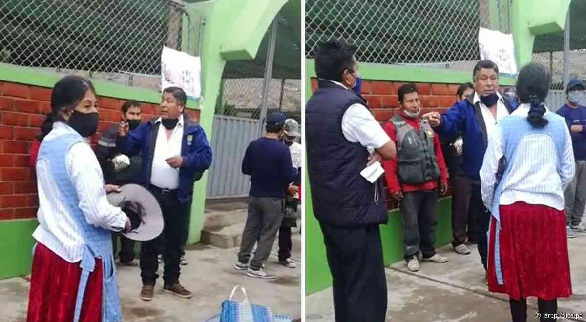 Arequipa: alcalde de Cocachacra dice que no usó bien mascarilla porque le incomoda - LaRepública.pe