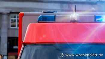20-Jähriger kommt mit seinem Auto von der Straße ab und prallt gegen einen Baum - Wochenblatt.de