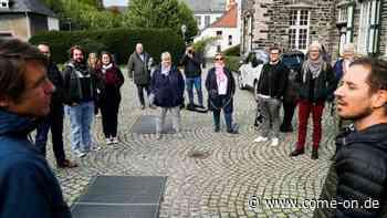 """""""Summer of Pioneers"""": 40 Interessierte schauen sich die Burgstadt an - come-on.de"""