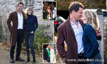 SARAH VINE: Dominic West's wife is right to keep the show going