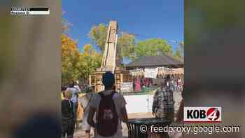 Santa Fe leaders figure out how to move forward after protest on Santa Fe Plaza