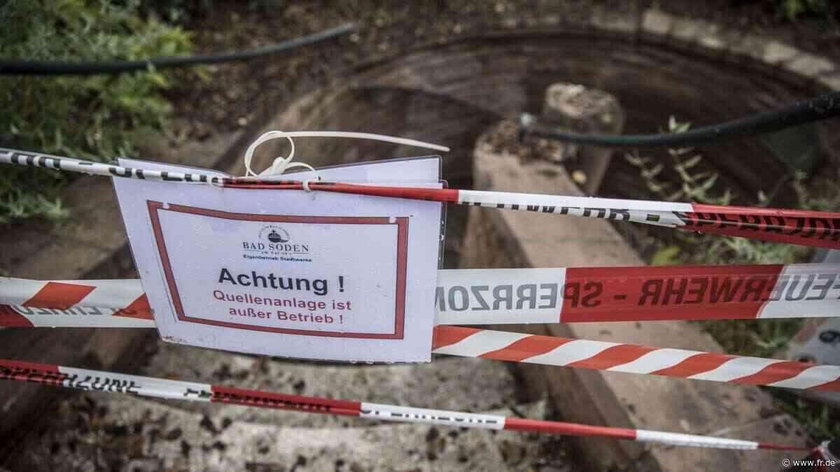 Bad Soden: Haushaltsdefizit nach Unwetter - Frankfurter Rundschau