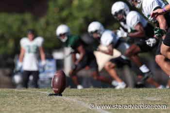 2 Hawaii football games to be nationally televised; Cordeiro named team co-captain - Honolulu Star-Advertiser