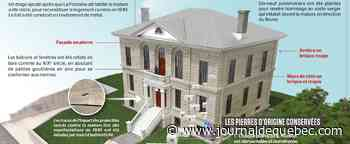 La maison de Louis-Hippolyte La Fontaine restaurée