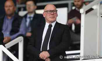 Derby owner Mel Morris urges Premier League clubs to back Project Big Picture