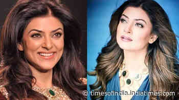 Sushmita Sen shares a few words of wisdom on life; Fans couldn't agree more