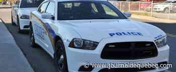 Arrestation d'un suspect à Lévis en lien avec des vols de métaux chez Hydro-Québec