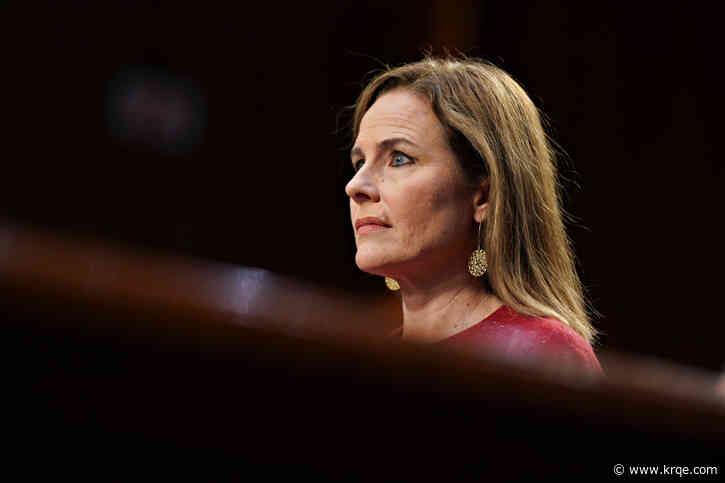Barrett back on Capitol Hill for senators' final questions