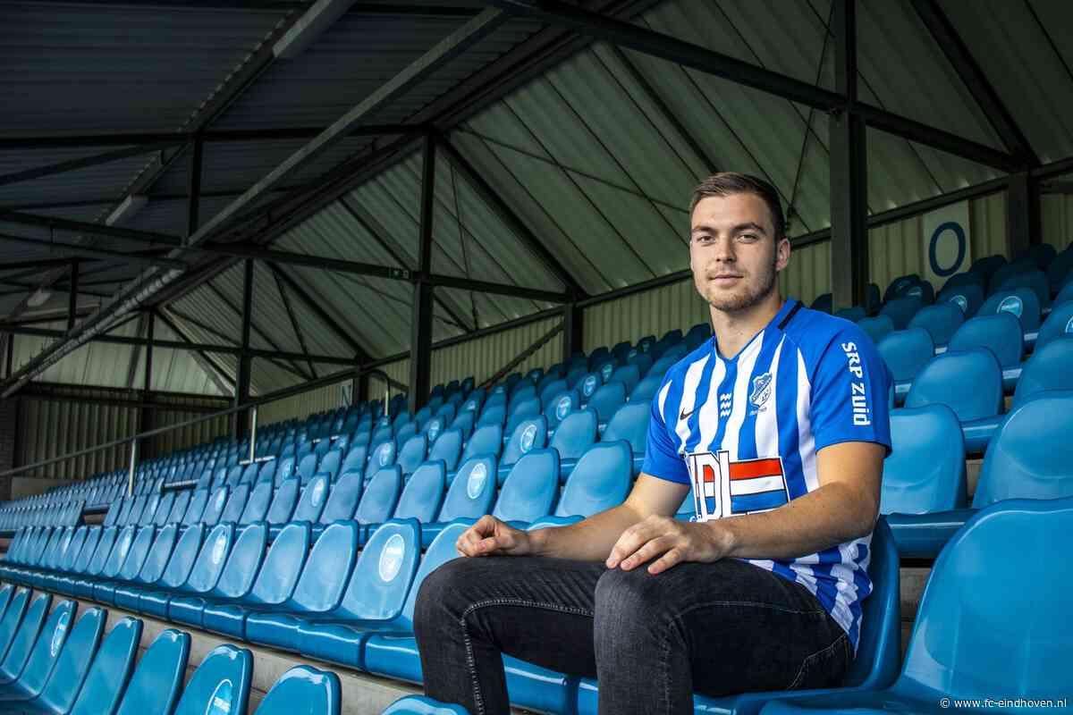 Jarno Janssen langer bij FC Eindhoven