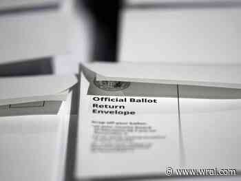 More than half a million absentee ballots collected so far in North Carolina