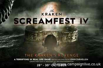 The Kraken creates Halloween gaming experience - CampaignLive