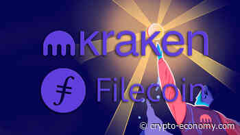 Kraken Adds Filecoin to its Platform on October 15 - Crypto Economy