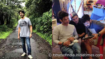 Sushant Singh Rajput's friend Mahesh Shetty's latest post reads, 'I ran to the woods only to realise the noise in my head'